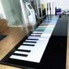 商场开业/周年庆专业地板钢琴
