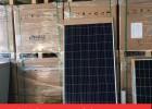 晶科正A质保375瓦直角单晶太阳能光伏发电板户外屋顶阳光发电