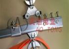 奥通电业电镀设备配件C30不锈钢铸造扁线滑轮