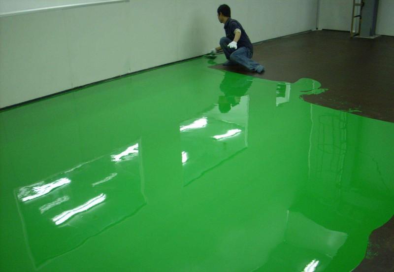 YYHZ南阳环氧自流平地坪漆镜面效果施工专家