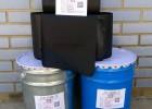0.4mm厚 環氧煤瀝青防腐冷纏帶|冷纏膠帶