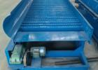 鼓动溜槽砂金选矿机 3米小型水力选矿设备 平面上下鼓动溜槽