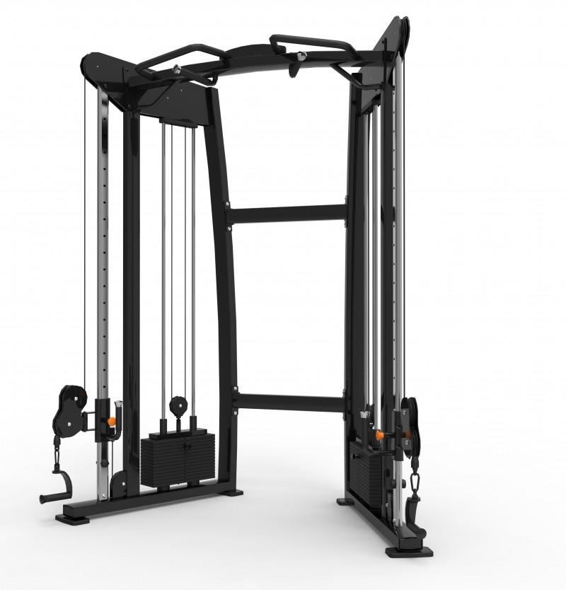 阳锐专业健身房健身器材小飞鸟龙门架训练机