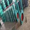 除尘器配件方口手动插板阀 除尘器生产 天林环保