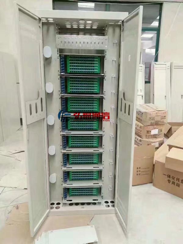 576芯ODF光纤配线柜图文介绍
