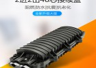 48芯熱縮型光纜接頭盒