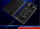 塑料4芯光纤终端盒(省钱)