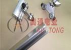 电镀设备行车C型轨牵引拨杆滑轮