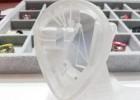 黑格科技3D打印耳机,亮相展会备受瞩目