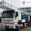 豪沃300米车载水井钻机黄河钻机配件钻杆钻头