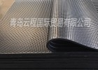青島云程 廠家直銷耐磨牛棚墊 橡膠通道墊 無味馬廄板 臥床墊