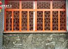 成都仿古门窗、中式格子门窗定制价格