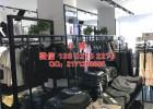 高端服装展示道具 男装货架 服装展示架 五金定制加工工厂
