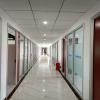 济宁写字楼多类型和风格办公室百叶隔断墙
