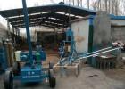 堆砖机 水泥砖码砖机视频