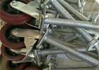 重庆重型脚轮厂家 4-18寸万向重型脚轮价格