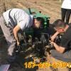 果园果树施肥开沟回填机履带深耕机自走式微耕旋地机小机器大力量