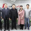 砼行资讯|陕西西安建筑节能协会领导一行到思伟软件考察调研