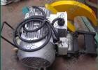 包邮优质矿用电动锯轨机 防爆电动锯轨机价格多少