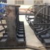 水泥隔离墩钢模具生产介绍 中央隔离墩模具加工厂