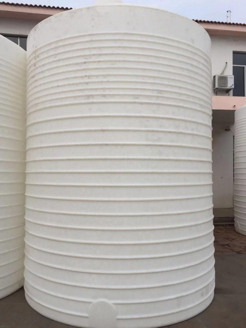特耐20吨加厚塑料桶20T耐寒塑料储罐20立方水塔