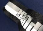硅胶印字防滑松紧带/织带印字硅胶橡筋上海工厂