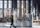 翰姆设计项目分享-酒店设计 Monville酒店