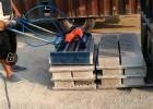 电动遥控码砖机水泥砖