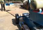 水泥砖厂码砖机