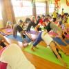 女人学习瑜伽的好处