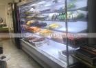 厂家供应超市果蔬冷柜多少钱一米