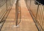 出租铁马 防护栏 围栏 隔离栏 不锈钢铁马租赁