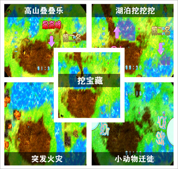 奇趣沙城互动投影沙桌沙池滑梯地面投影淘气堡必备