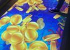魔幻沙桌淘气堡沙池滑梯投影地面投影游戏机设备