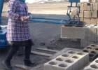 电动型水泥砖码砖机 水泥砖垛砖机