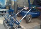 厂家生产水泥砖码砖机 空心砖码砖机