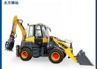 装载挖掘两头忙 工程铲车挖掘机两用机械 前装后挖两头忙