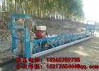 10米框架式震动梁混凝土道路整平机