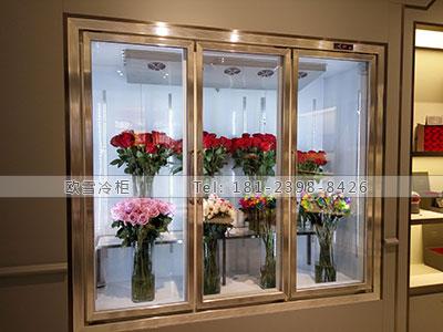 上海鲜花冷藏柜专卖店在哪里