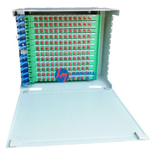 144芯ODF单元箱SC满配