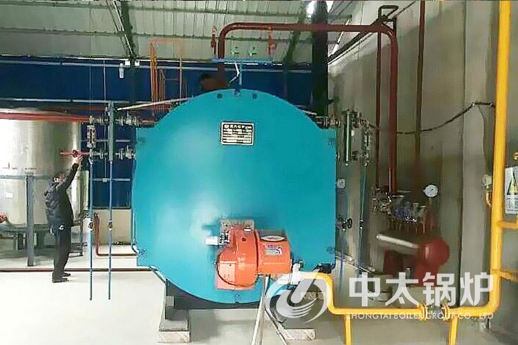 2016.04-2吨-WNS2-1.25-Q-燃油气-河南郑州-郑州比克电池有限公司-电池制造
