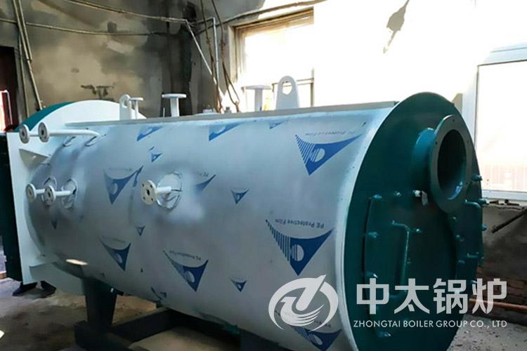3吨燃气热水锅炉 酒店供暖锅炉