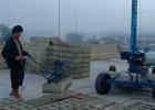 空心砖码砖机视频 空心砖吊砖机视频