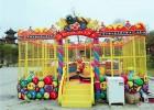 儿童欢乐喷球车游乐设备款式