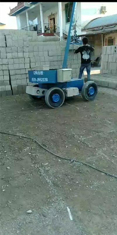 空心砖型垛砖机装车机
