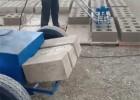 空心砖型电动码垛机
