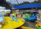 儿童激战鲨鱼岛游乐设备款式