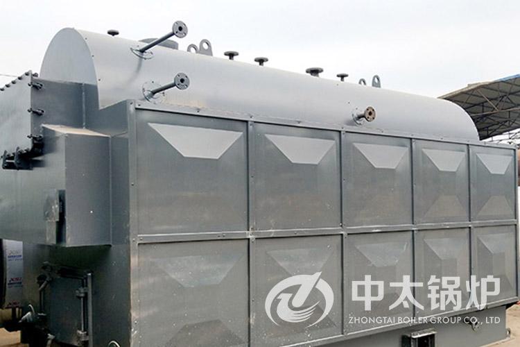 新疆矿厂8吨承压热水锅炉