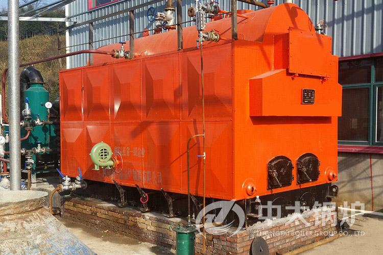 2014.9--6吨-DZH4.2-1.0-115-70-T-生物质-新疆-新疆华子矿业有限公司-矿区集中供暖