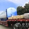 养殖场0.5吨燃气热水锅炉 厂家直供